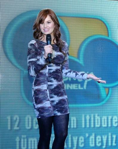 Debby Ryan Istanbul Turkey 7 Jan-2012