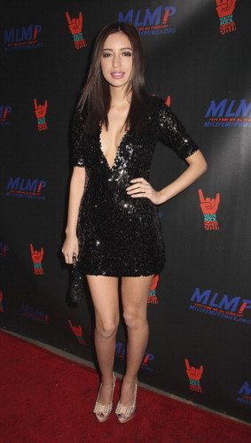 Christian Serratos images Dec 07 | 2011 Youth Rock Awards wallpaper and background photos