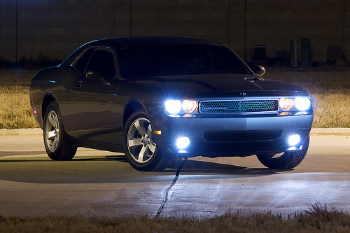 Dodge ;)