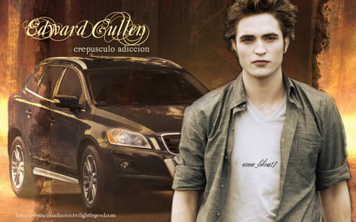 Fco Twilight Frases Crepusculo: Edward Cullen Wallpaper (9942079)