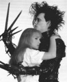 Edward & Kim - edward-scissorhands photo