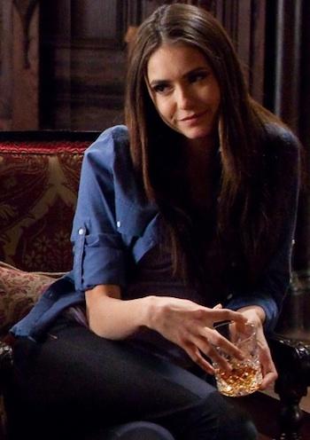 Elena または Katherine