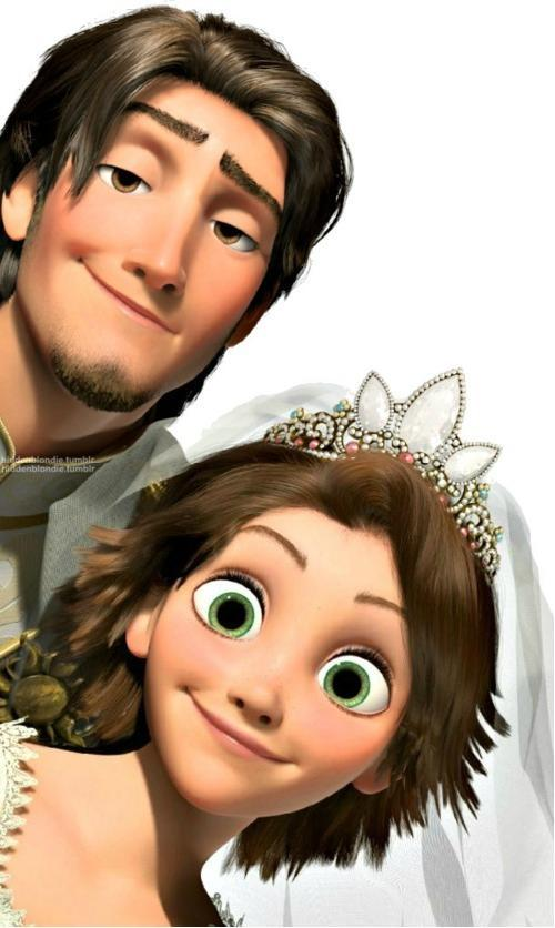 Eugene & Rapunzel 魔发奇缘 Ever After