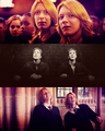 FRED/GEORGE - fred-and-george-weasley fan art