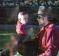 Father & Son :] - michael-jackson photo