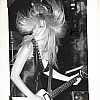 Female Rock Musicians photo with a portrait called Lita Ford