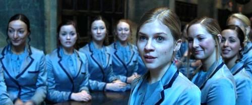 Fleur and Beauxbatons Academy
