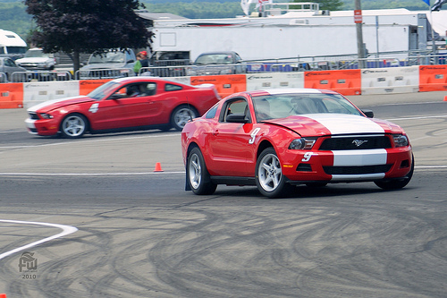 Ford mustang ;)