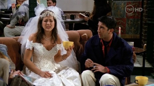 Jennifer Aniston wallpaper possibly with a bridesmaid titled Friends, Episode I: The One Where Monica Gets a Roommate
