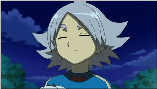 Shirō Fubuki/Shawn Frost wallpaper with anime entitled Fubuki Smile