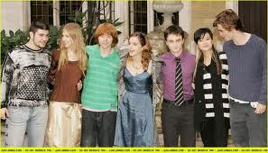 Goblet of feuer cast