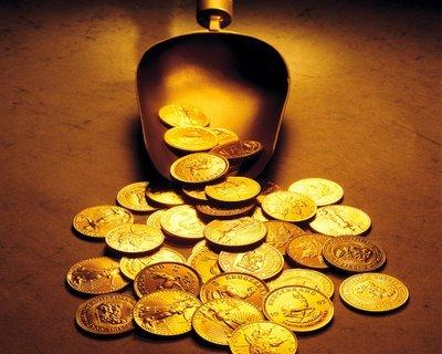 dhahabu Coin