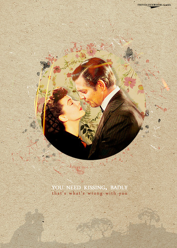 Gone with the Wind wallpaper entitled Gone with the Wind