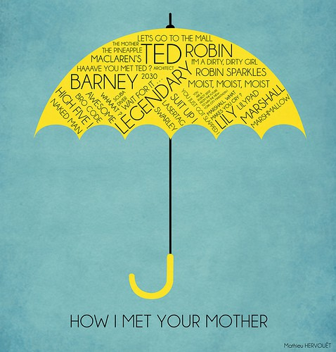 How I Met Your Mother wallpaper probably containing a sign titled HIMYM