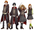anime de harry potter