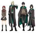 Harry Potter anime