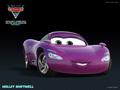 Holley Shiftwell - disney-pixar-cars-2 wallpaper