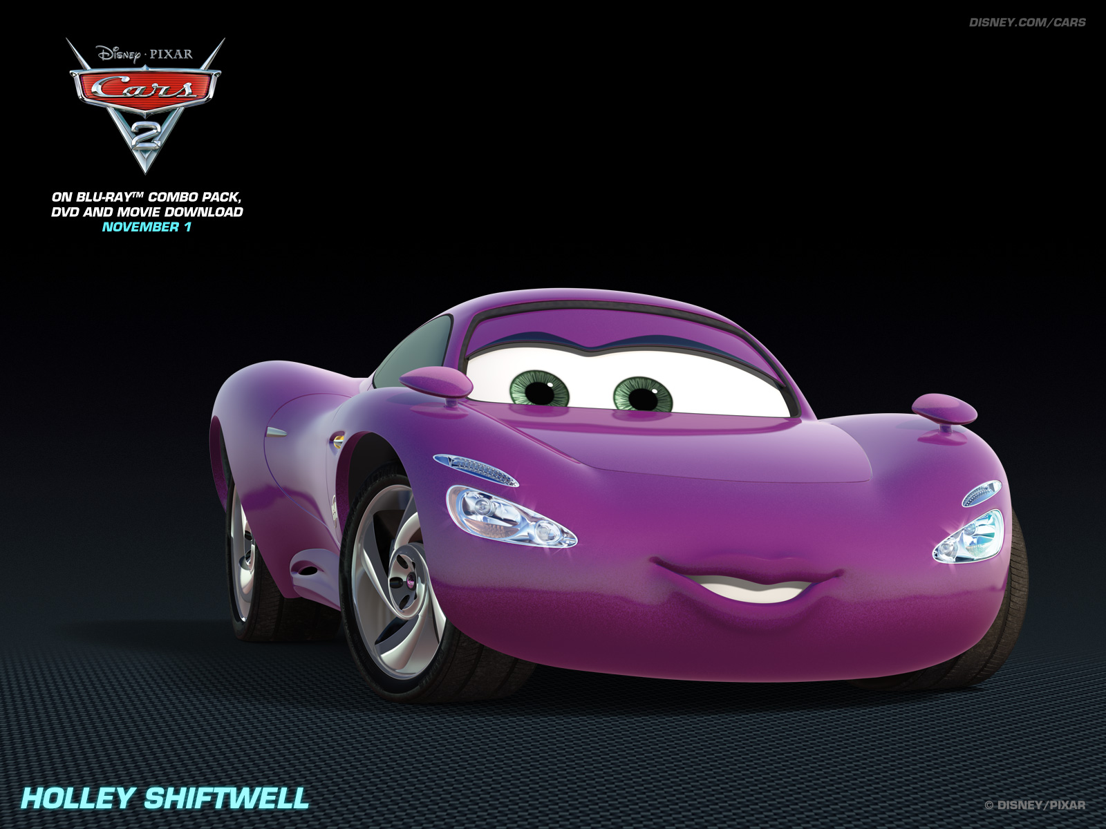 Disney Pixar Cars 2 Images Holley Shiftwell Hd Wallpaper And