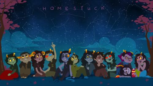 Homestuck(ホームスタック) 壁紙