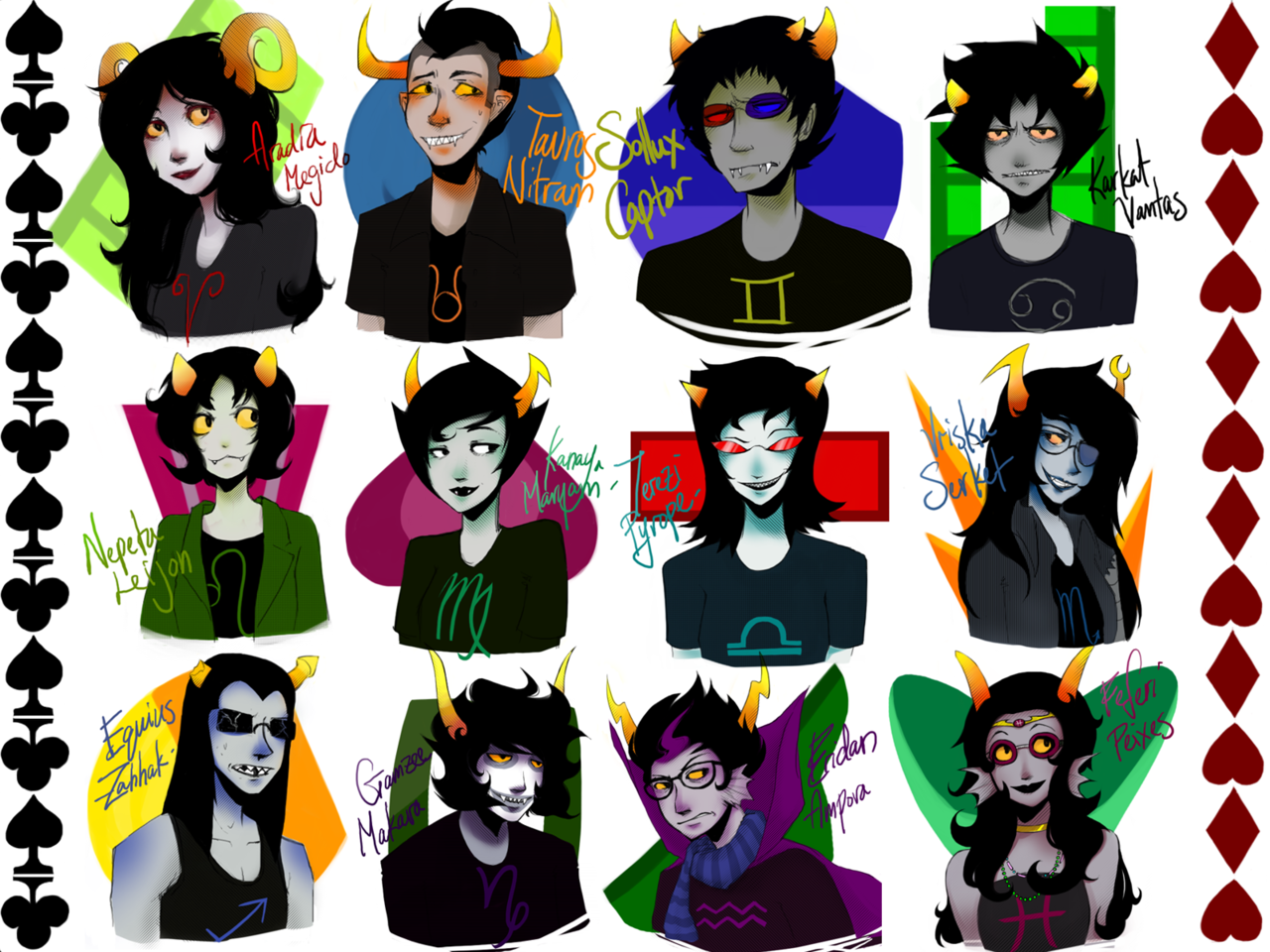 Homestuck Troll Quotes Quotesgram