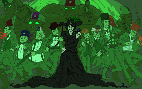 Homestuck Fans Wallpaper Called