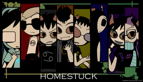 Homestuck fonds d'écran