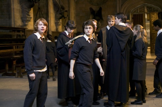 Hufflepuffs and Gryffindors