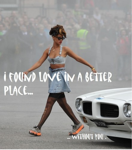 I Found Amore In A Better Place ...