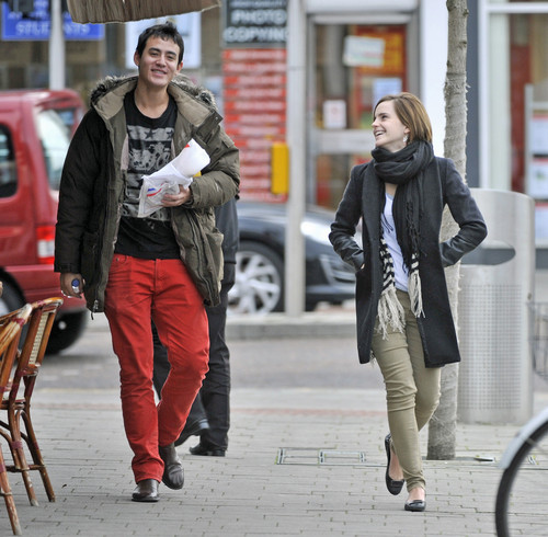 In oxford - January 6, 2012