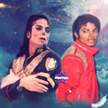 Jam and Beat it - michael-jackson photo