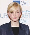 Jan 08 NY Times Arts & Leisure Weekend - TimesTalks With Carey Mulligan
