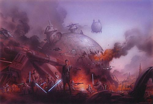 Jedi Battle