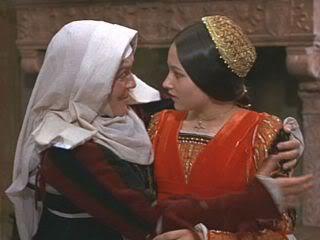 Juliet, Lady Capulet, Nurse
