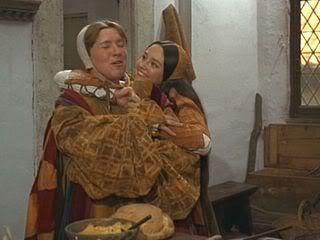 Juliet & Nurse - 1968 R&J Film