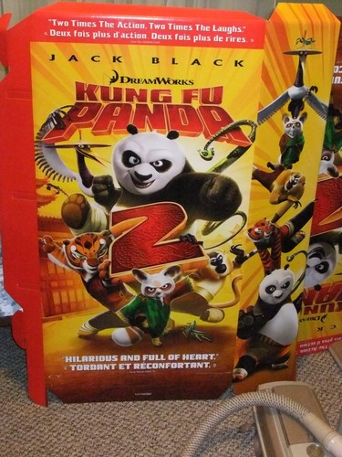 Kung Fu Panda wallpaper with anime called KFP2 standup