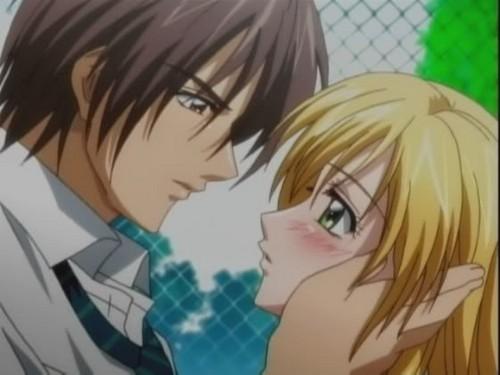 Kai and Yuzuru