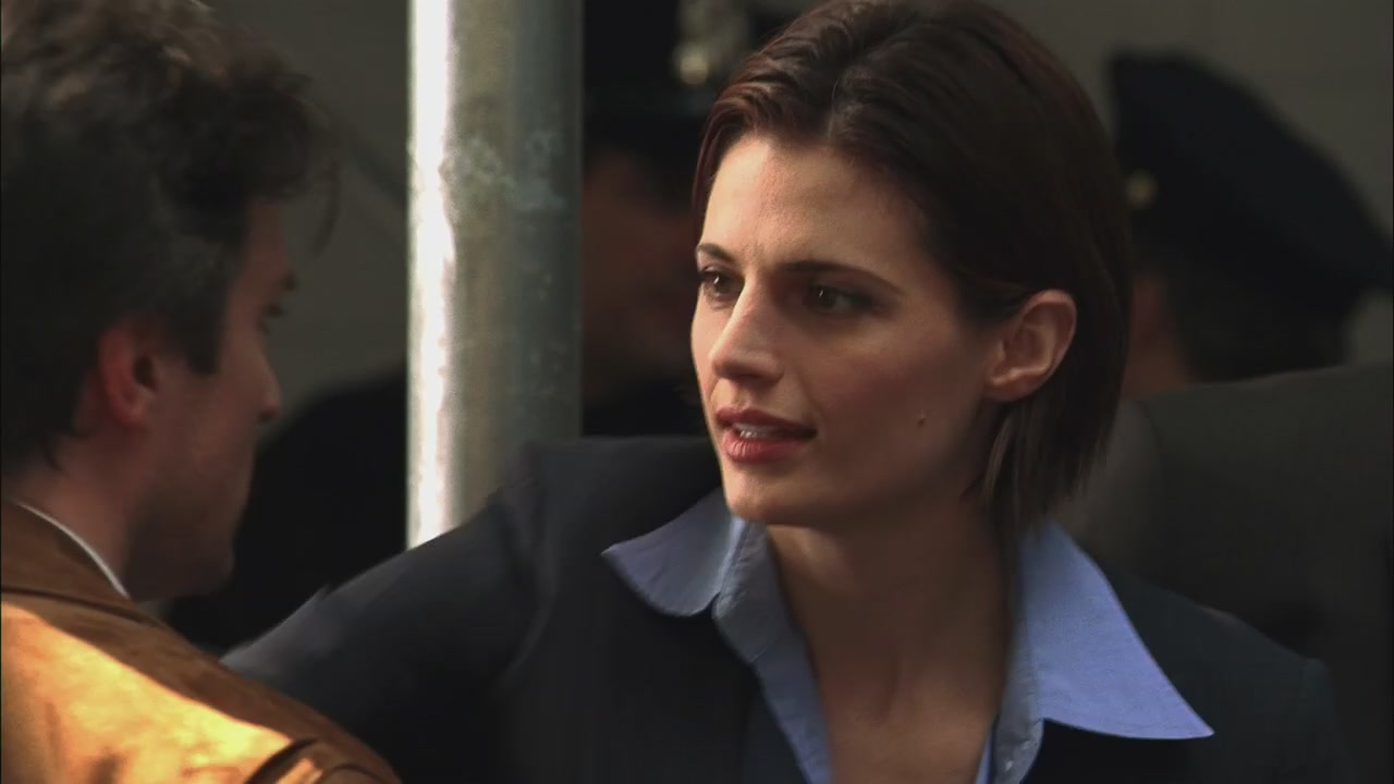 Kate Beckett - 1x01 - Цветы for your Grave