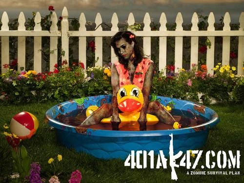 Katy Perry Zombie