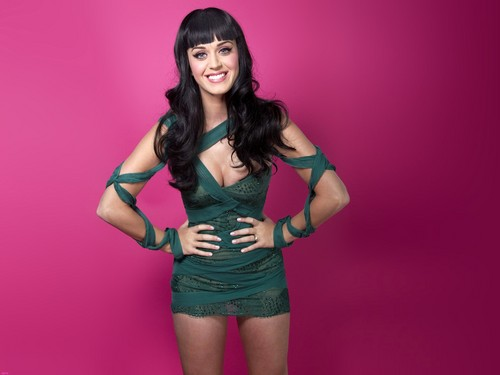 Katy Perry kertas dinding possibly with a leotard called Katy