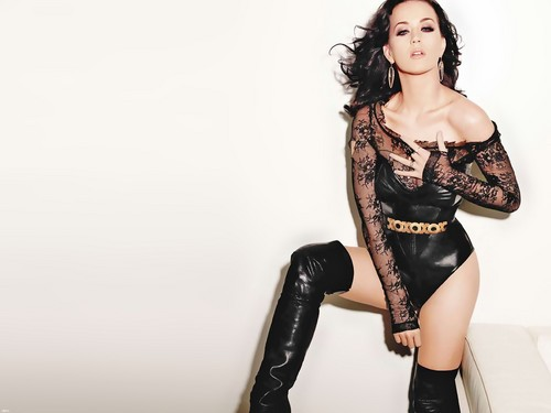 Katy Perry fond d'écran containing a hip boot, tights, and a bustier called Katy