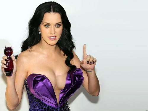 Katy Perry پیپر وال possibly with a bustier, بسٹیر and a کاک, کاکٹیل dress titled Katy