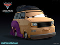 Kingpin Nobunaga - disney-pixar-cars-2 wallpaper