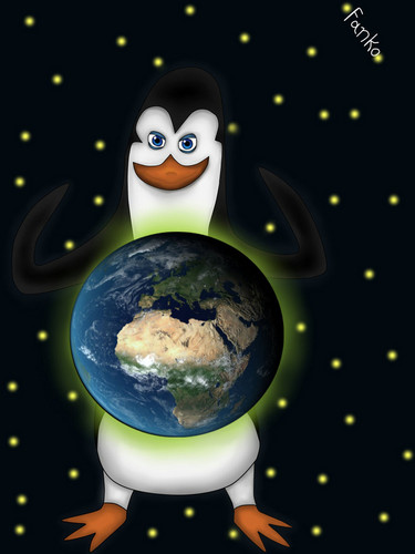 Kowalski Takes Over The World