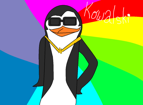 Kowalski the Penguin