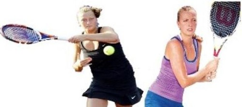 Kvitova body : before weight loss and after