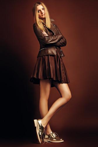 Kvitova modeling ELLE
