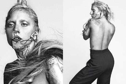 Lady Gaga: 'Vogue Italia' Cover Feature!