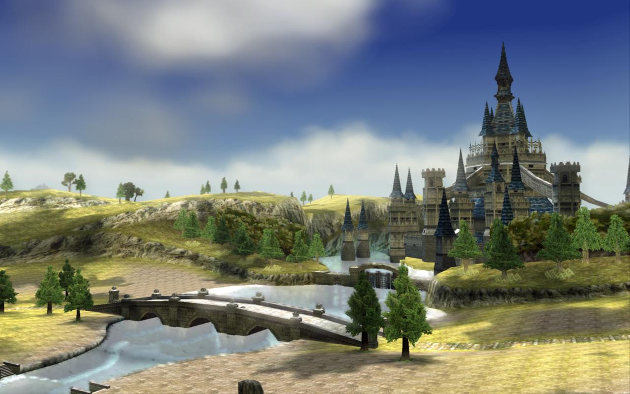 Legend of Zelda Scenic