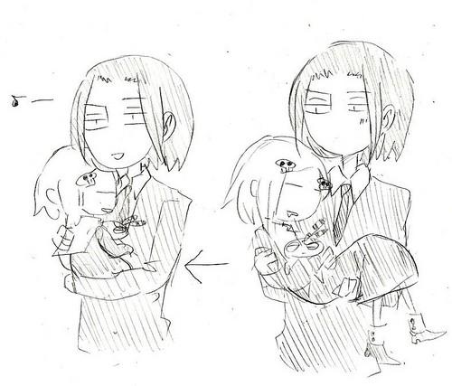 Lenore + Ragamuffin cute