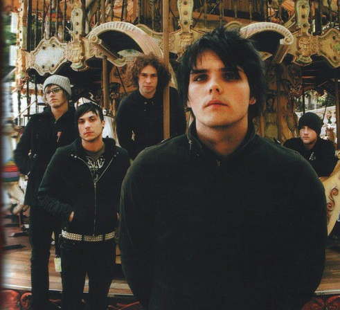 My Chemical Romance Hintergrund called MCR <3